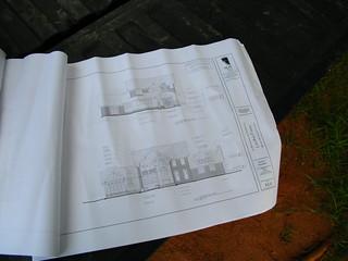 Home remodel blueprints
