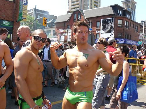 Td Bank S Muscle Boys Yep Td Bank Toronto Dominion