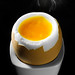 perfectly cooked egg by KrisThePhotographer