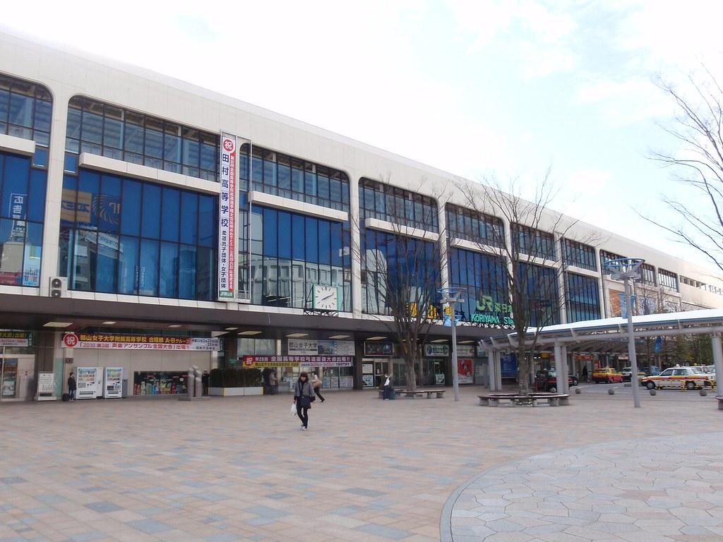 Koriyama Station, Fukushima