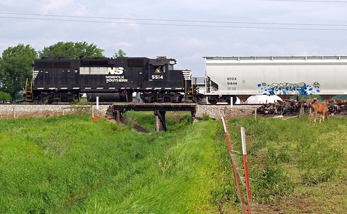 Railroadfan View Topic Was Norfolk Southern In Defiance Ohio