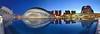 Panorama Valencia Spanien by _Reinhard_