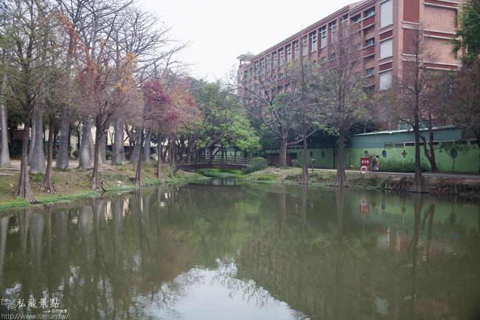台南私藏景點--春耕巴克禮公園 (22)