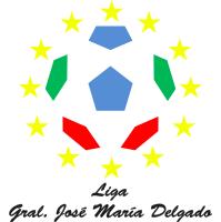 Escudo Liga de Fútbol General José María Delgado