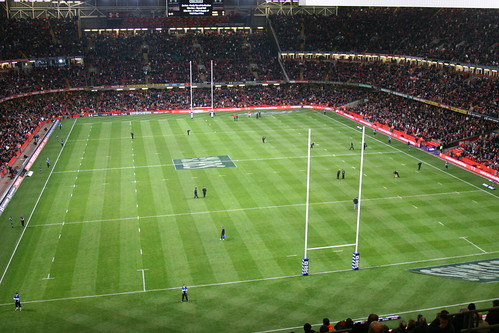 The Sports Archives Blog - The Sports Archives - Britain's Rugby Stadiums: A Brief History