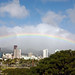 Rainbow@Honolulu City by sigmama