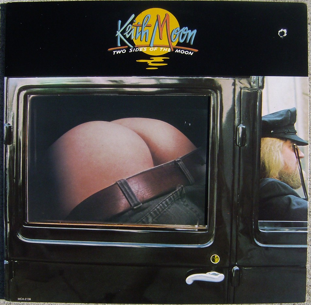 Keith Moon / Two Sides Of The Moon