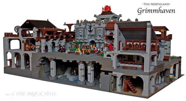 lego castles forts 1 a gallery on flickr. Black Bedroom Furniture Sets. Home Design Ideas