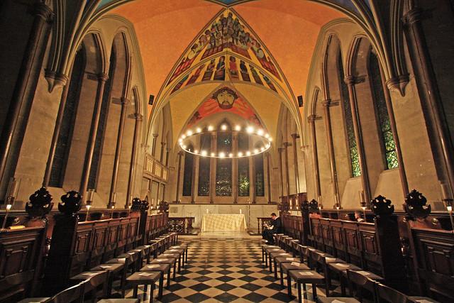 Inside Lambeth Palace Chapel Flickr Photo Sharing