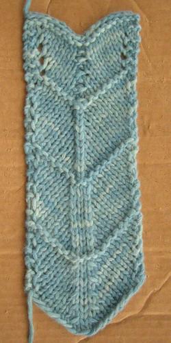 Knitting Yrn K2tog : Moved permanently