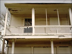 daylighting, window, sash window, baluster, wood, handrail, porch, architecture, house, ceiling, siding, facade, home, balcony,
