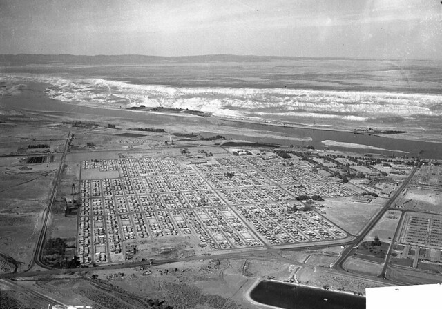 HANFORD TRAILER COURT AREA - NORTH HANFORD