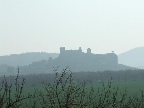 The castle of Boldogkővár