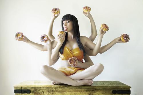 Divine Donut Goddess