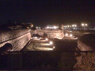 Image of  Muralla de Cartagena  near  Cartagena. wall de cartagena indias murallas