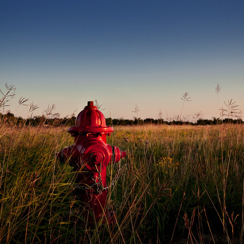 light sunset red grass hydrant square landscape texas katy natural tx chain explored