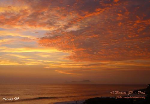 sunset peru landscape natural lima paisaje ocaso barranco peruvian escena panoramafotografico purix marcosgp