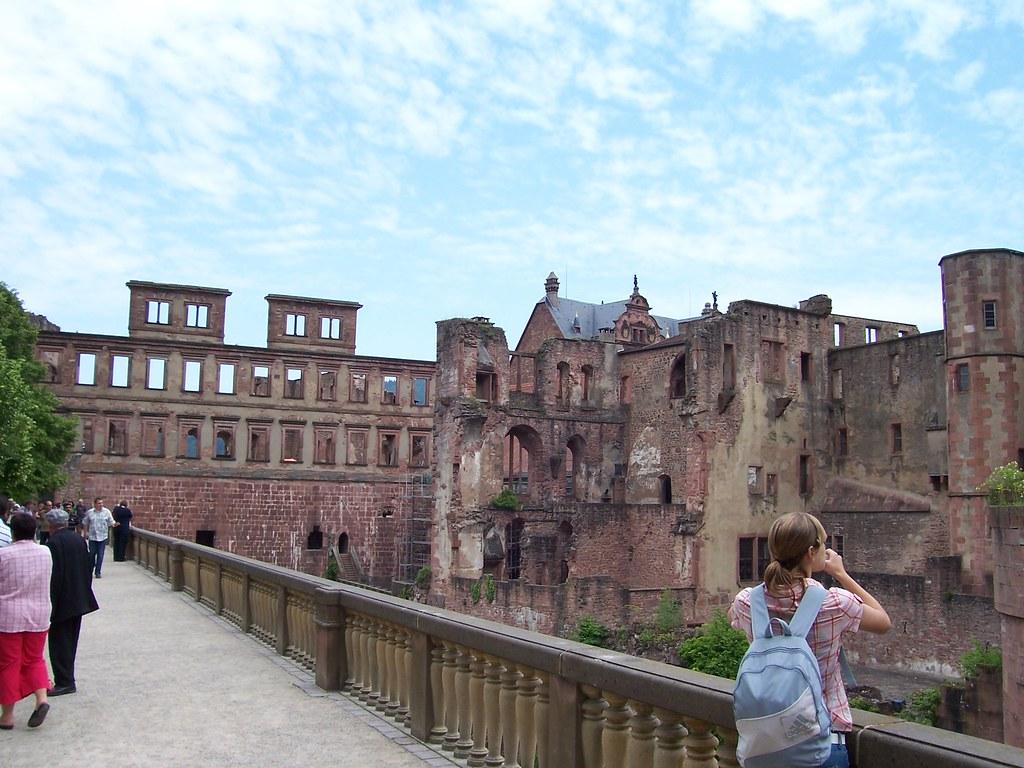 Heidelberg Castle III