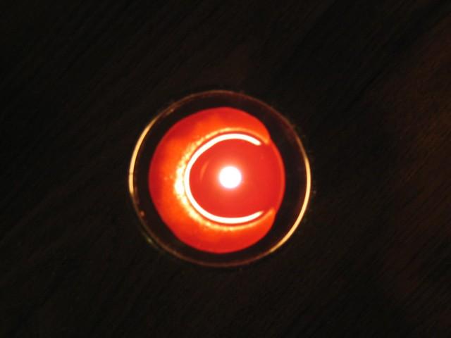 Moon Candle