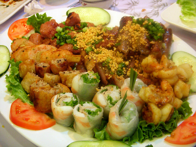 Pu Pu Platter | Flickr - Photo Sharing!