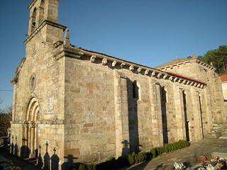 Iglesia de San Salvador de Paizás