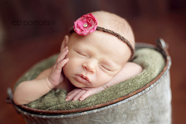 Perfect in every way - Newborn Kids Photography