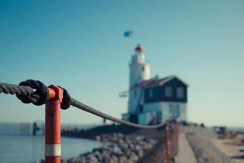 Just be the lighthouse