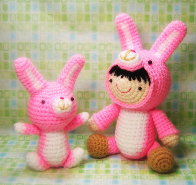 Crochet Spot » Blog Archive » Crochet Pattern: Amigurumi Pet