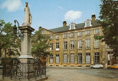 UN31 Belgium Plantin-Moretus House-Workshops-Museum Complex