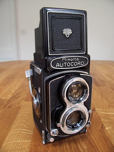 Photography memorabilia