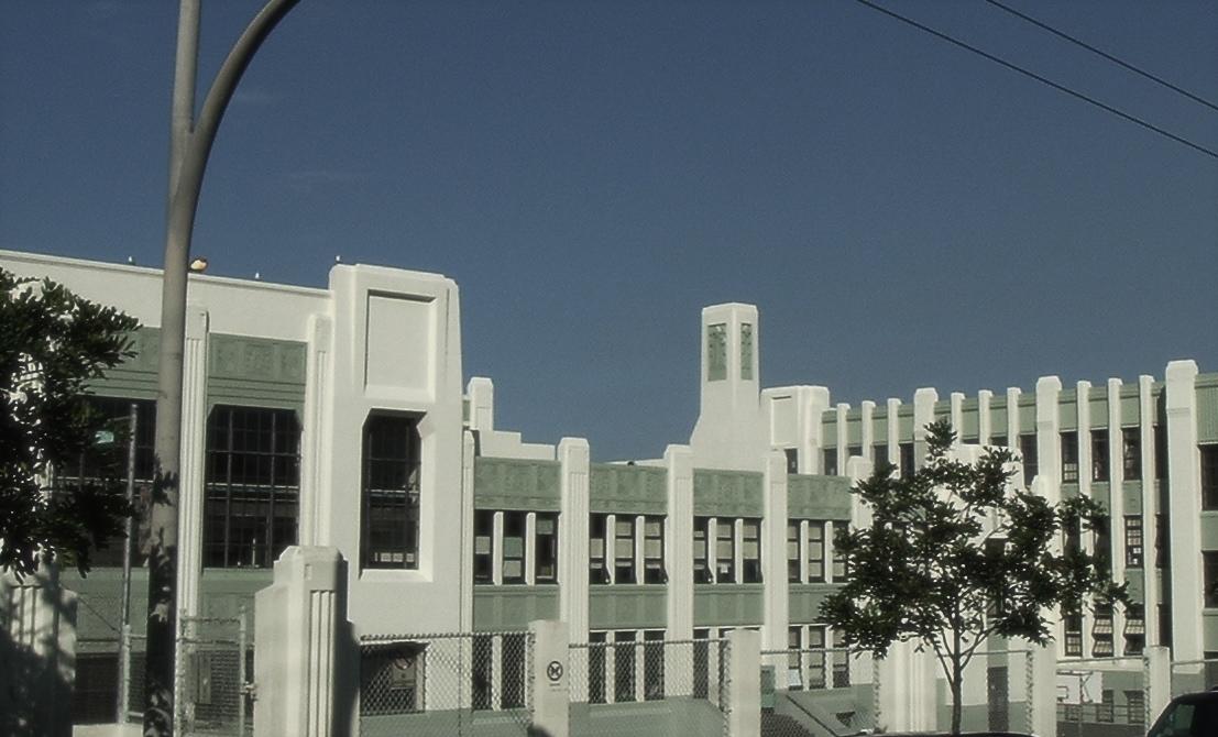 James Lick Middle School - 1220 Noe Street, San Francisco (built ...