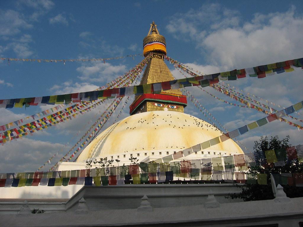 Hotels Near Boudha Stupa