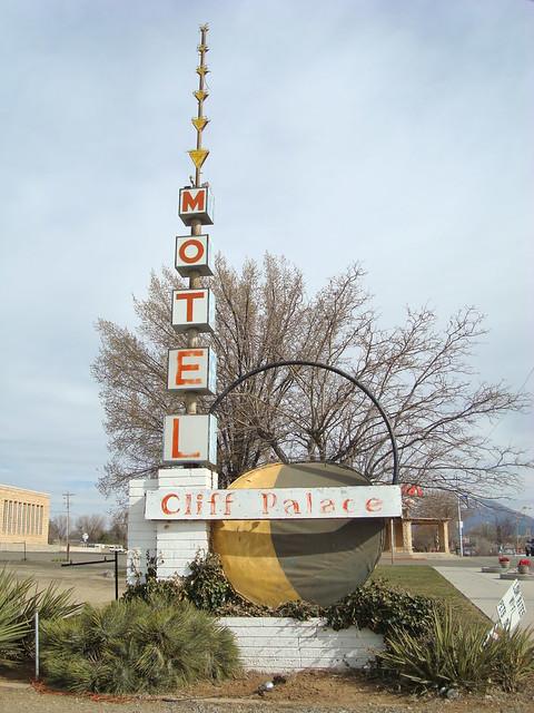 Cliff Palace Motel - Blanding, Utah
