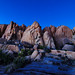 Jumbo Rocks, Joshua Tree by Toby Keller / Burnblue