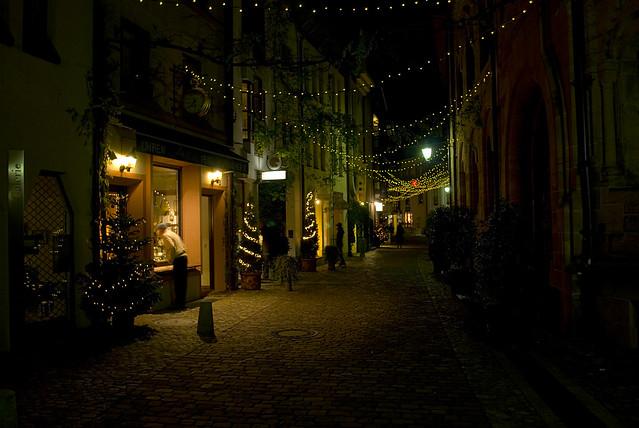 Freiburg single night