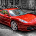Ferrari F430 in Madrid, HDR by marcp_dmoz