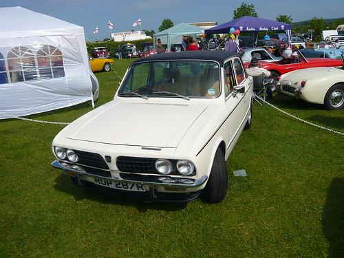 Jackhammer Mtx W116 Lipo 6 Rover P5b Coupe Capri Mk1