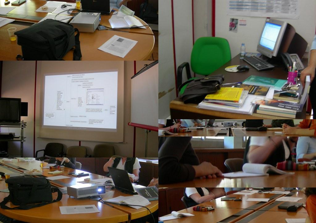 Ciclo de Seminários sobre Estudos de Informação