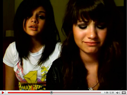 Demi Lovato Fake Sad And Selena Gomez Pity D