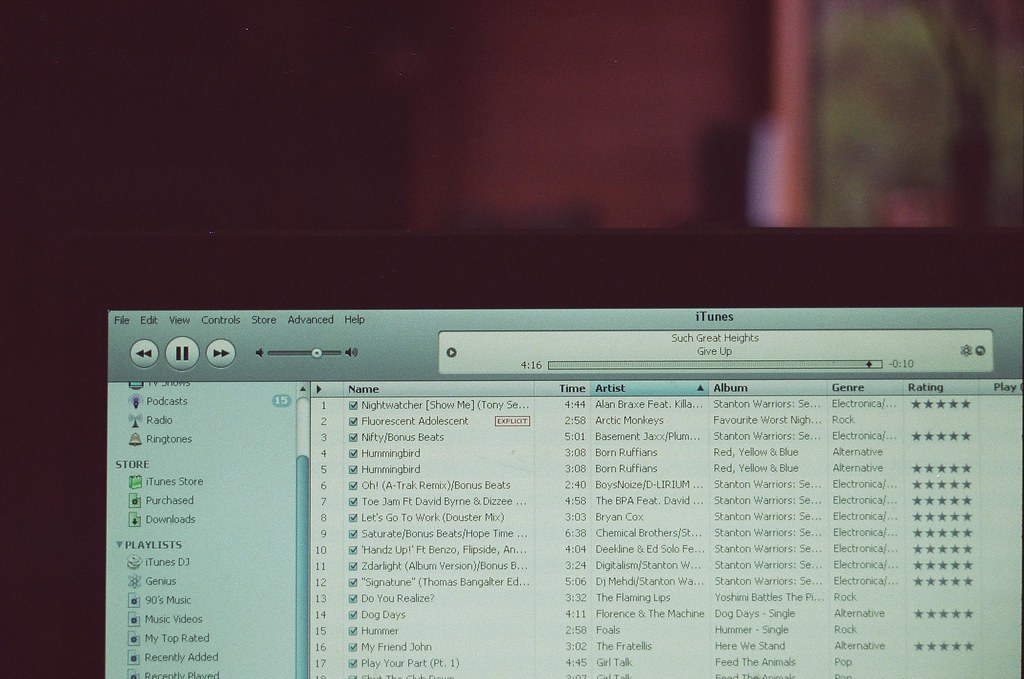 how to get itunes to recognize ipad