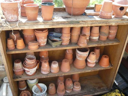 Pots for potting