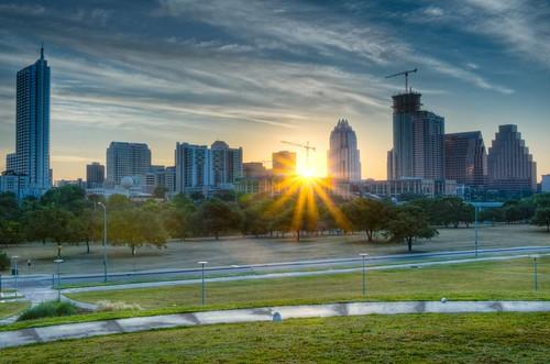 Austin Sunrise (Good Morning Austin pt.2)