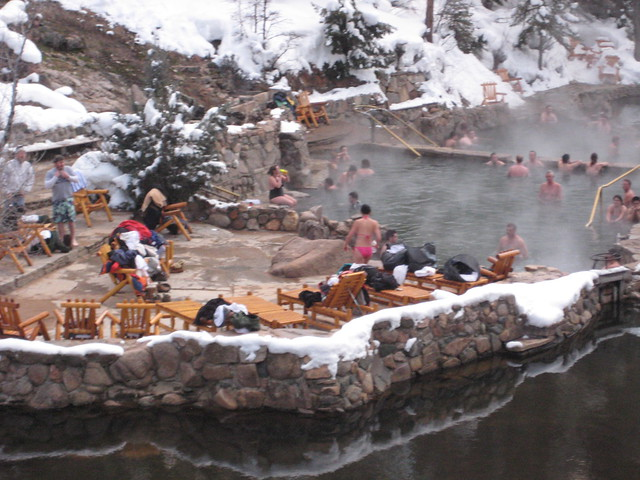 Strawberry Park Natural Hot Springs Colorado Latitude And Longitude