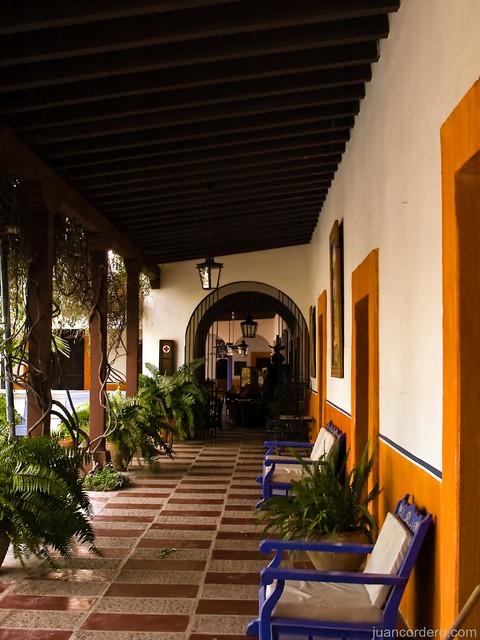 Hotel Casa De Los Tesoros Alamos Sonora Catalogado
