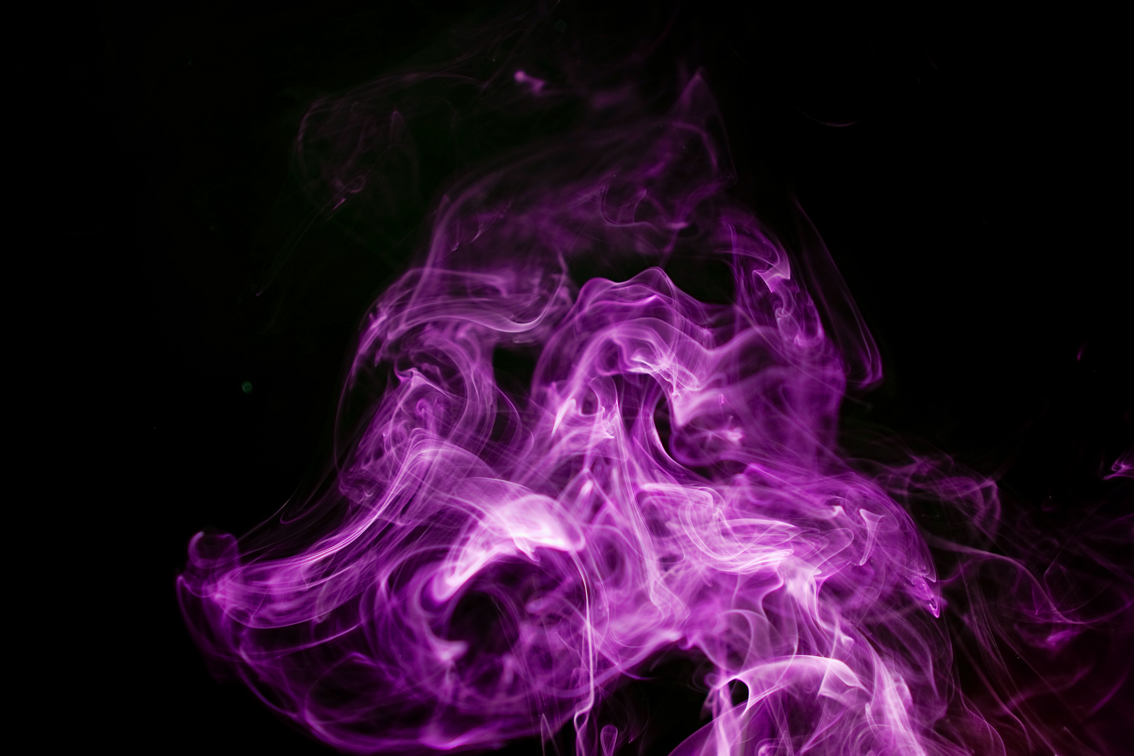 Пурпурная дымка видео