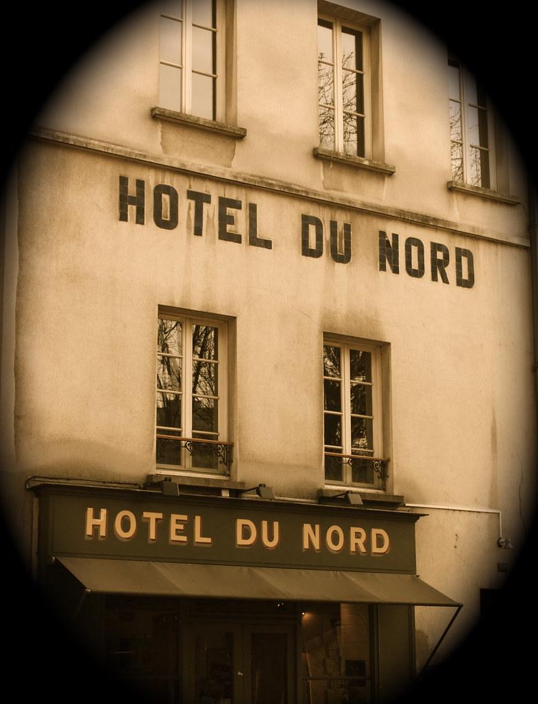 """""""Hôtel du Nord"""""""