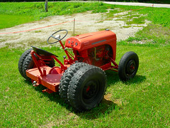outdoor power equipment, field, soil, grass, wheel, vehicle, agricultural machinery, lawn, land vehicle, tractor,