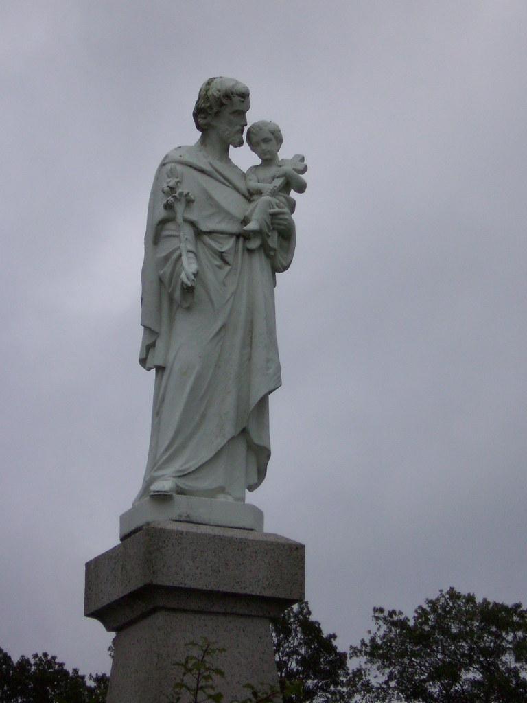 St Joseph Statue A Photo On Flickriver