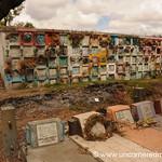 Public Cemetery, Graves - Xela, Guatemala