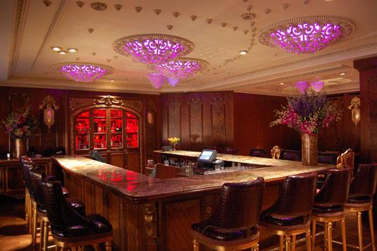 New Lobby bar